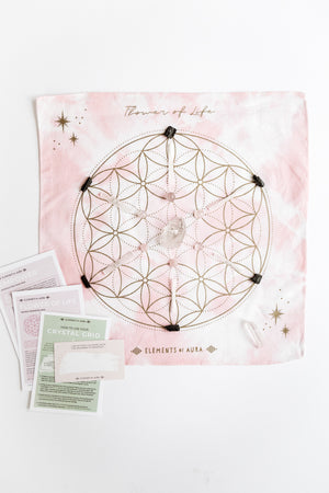 Empower Crystal Grid