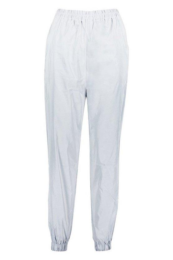 one+beau™ Night Light Reflective Joggers - one+beau