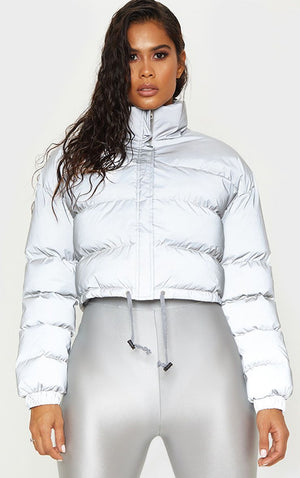 one+beau™ Night Light Reflective October Jacket - one+beau