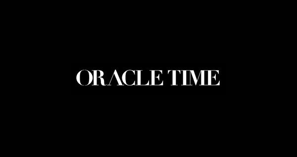 ORACLE OF TIME