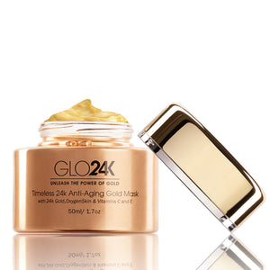 GLO24K Anti Aging Collection