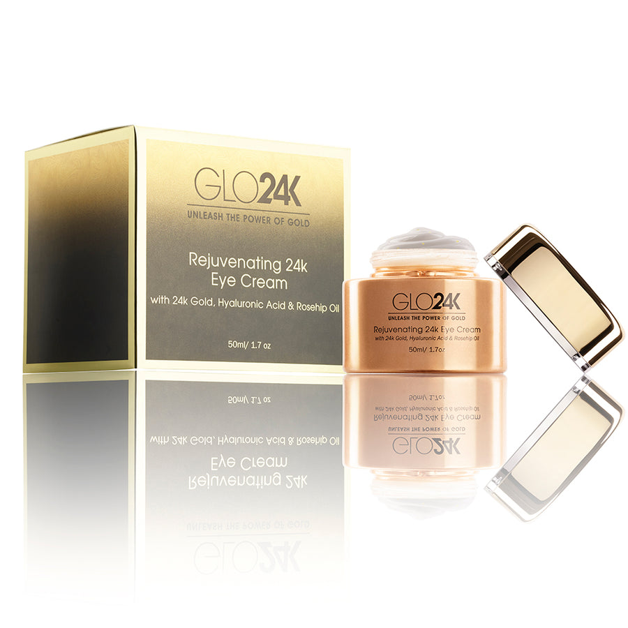 GLO24K Intensive Eye Care Set