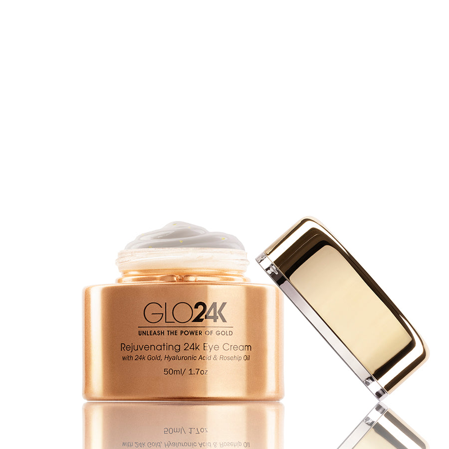 GLO24K Eye Care Complete Set