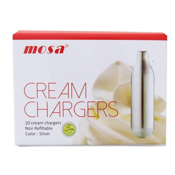 50 x Cream Chargers