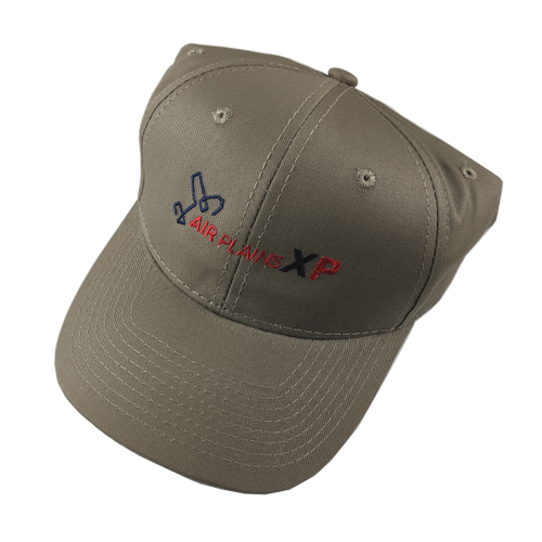 Tan Hat Air Plains Logo