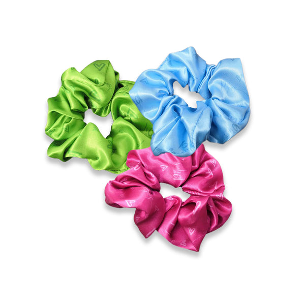 Neon BBY Scrunchie Set