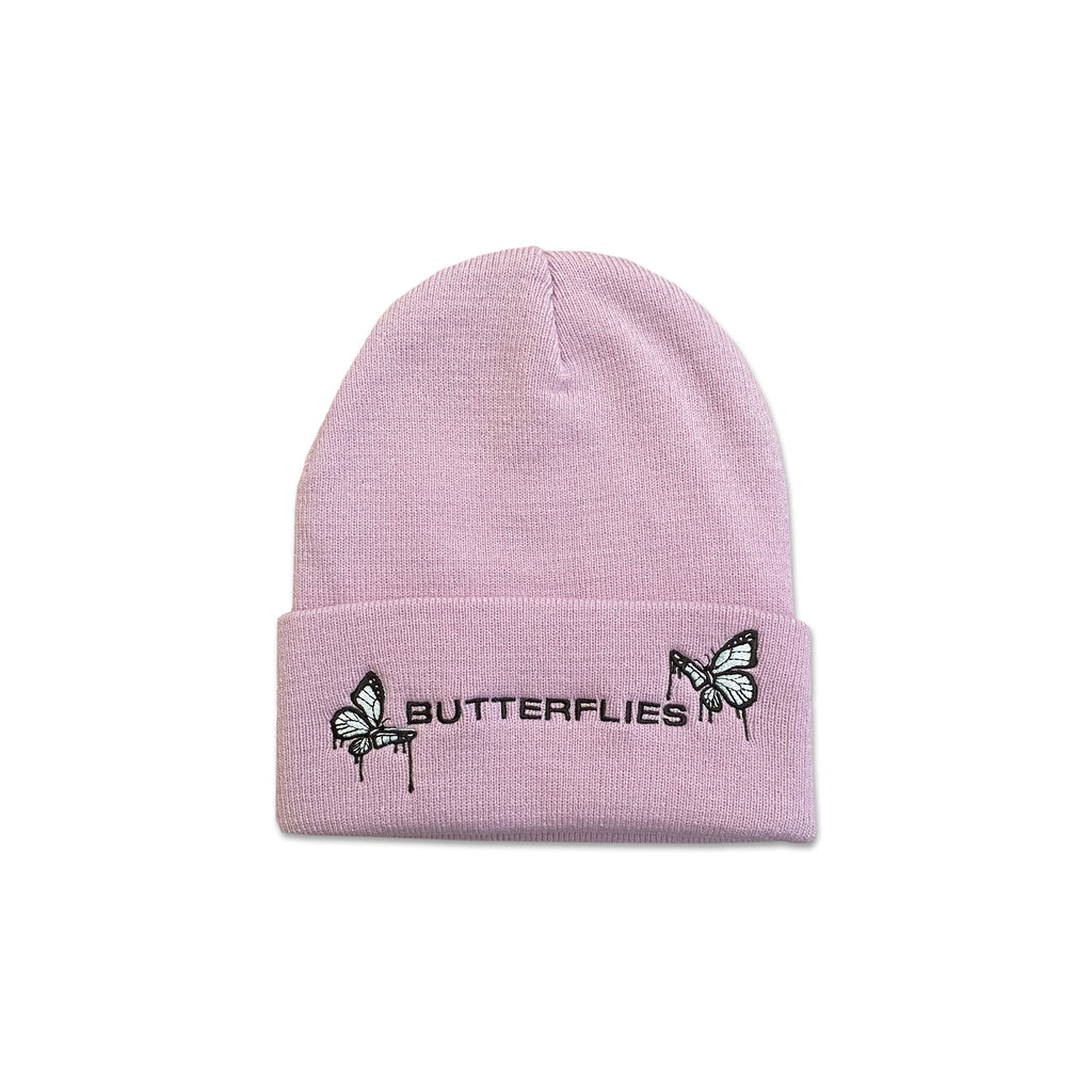 You Give Me Butterflies Beanie