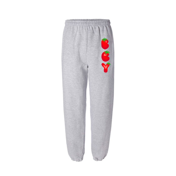 Strawberry Jogger