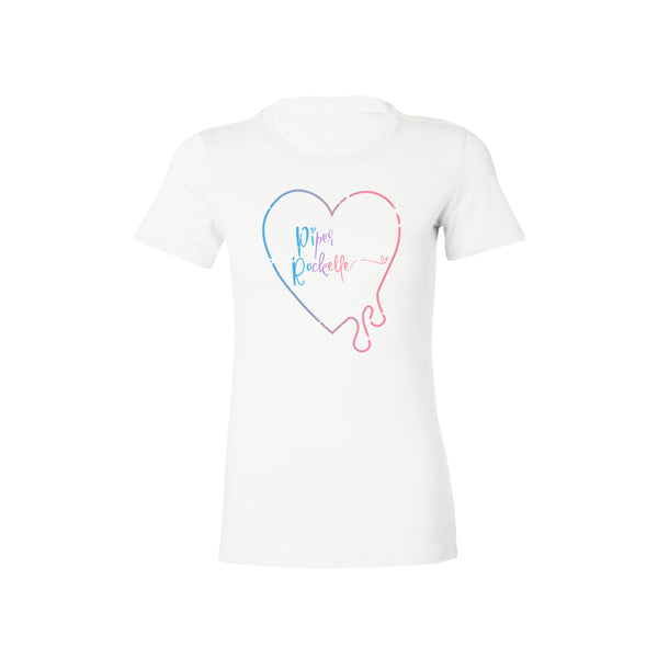 Drippy Heart Tee