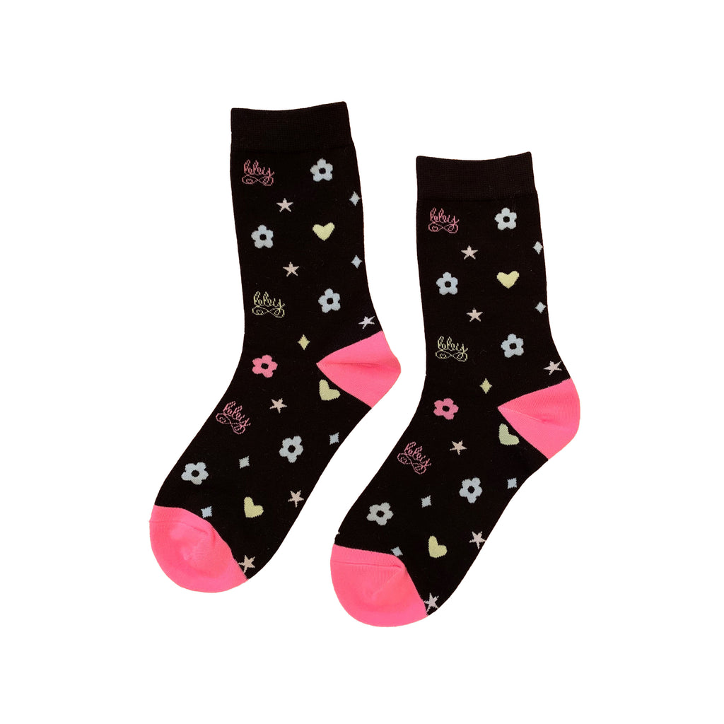 BBY Socks Black 2 Pack