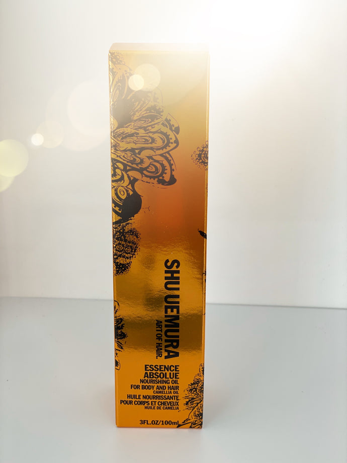 Shu Uemura Essence Absolute Hair and Body