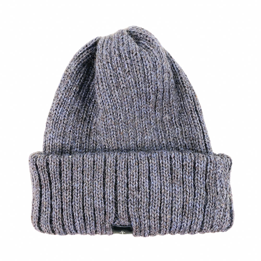 Beanie: Famous Wharfies Handmade Wool Beanie, Made in New Zealand