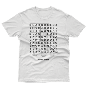 #IPromise Word Search tee