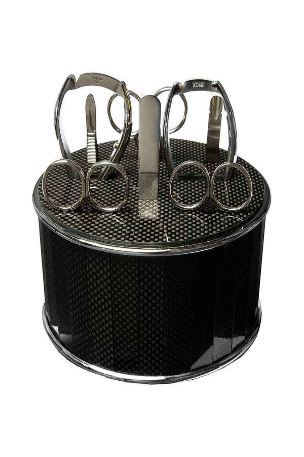 Manicure Set - Carbon Fiber