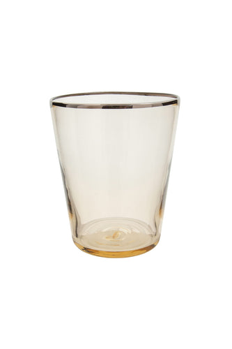 Vaso Glass - Fume