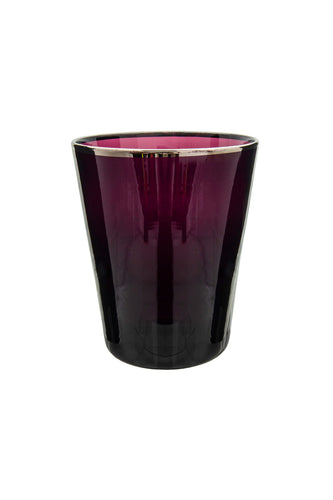 Vaso Glass - Dark Amethyst