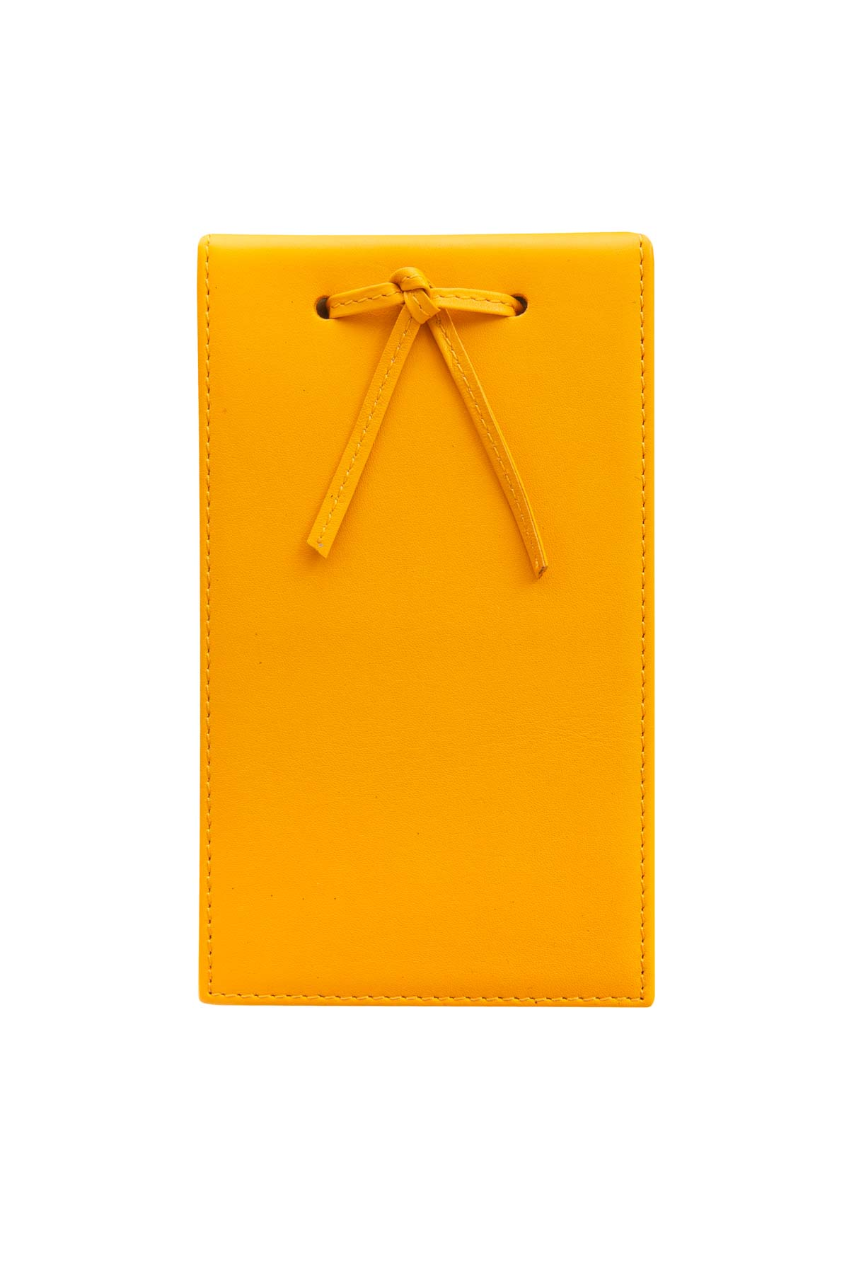 Telephone Pad - Yellow