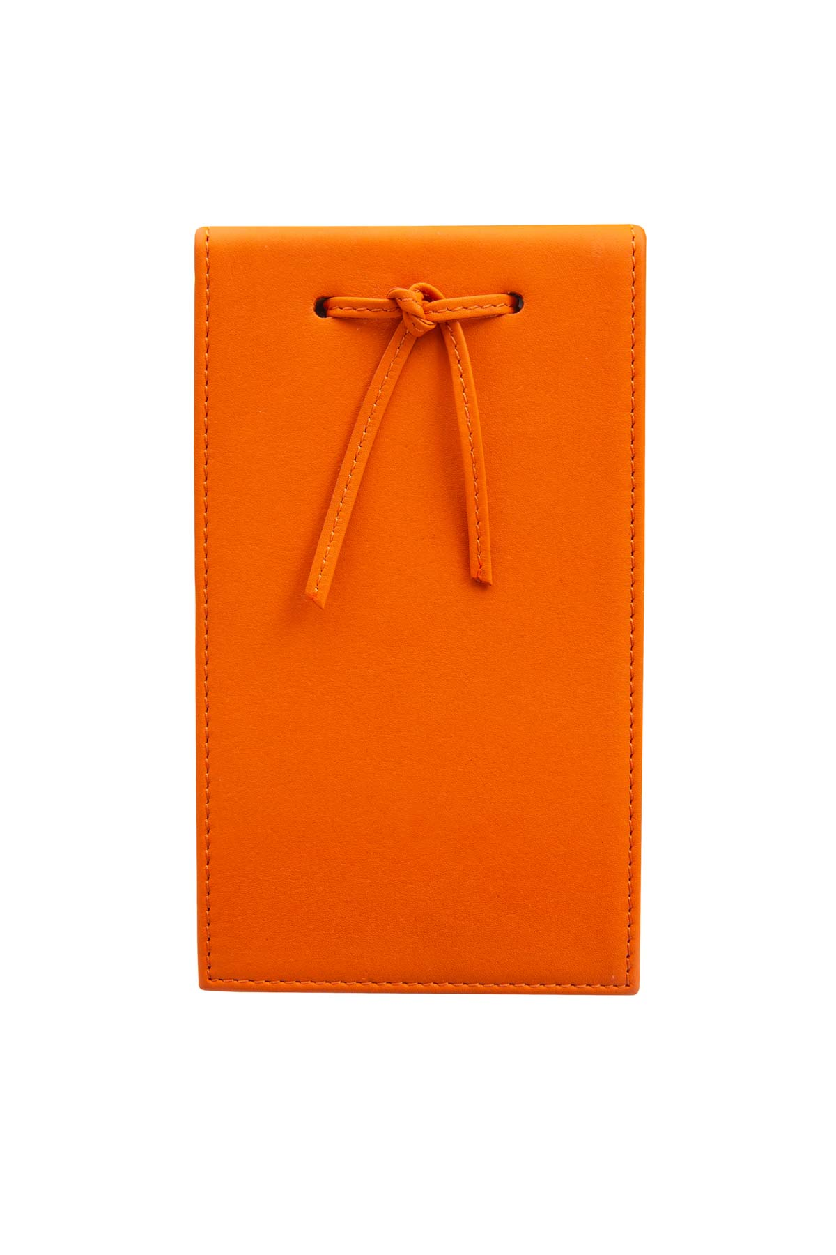 Telephone Pad - Orange