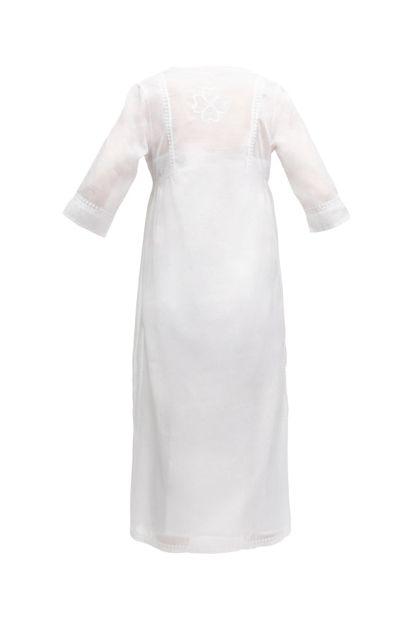 Cote Kappa Long Dress