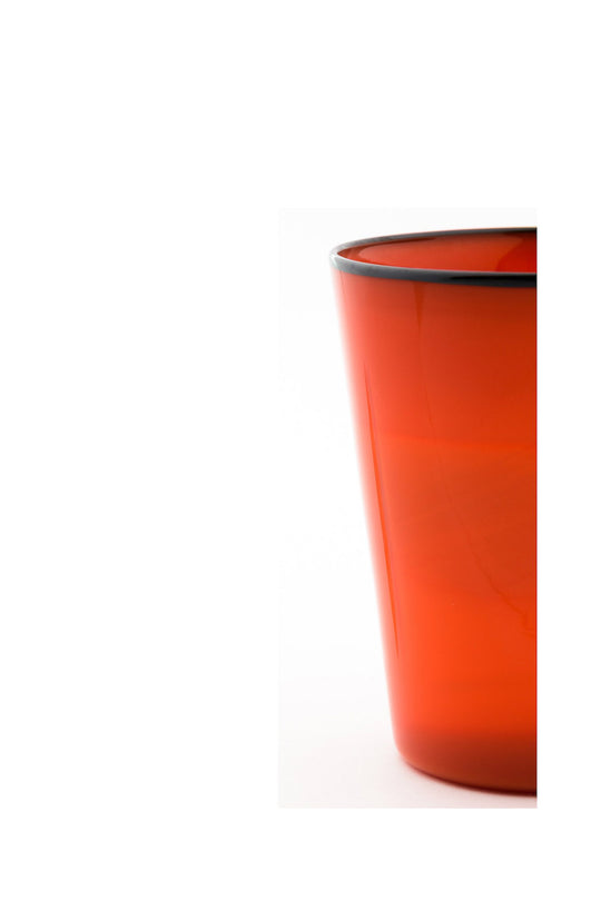 Fontana Glass - Red