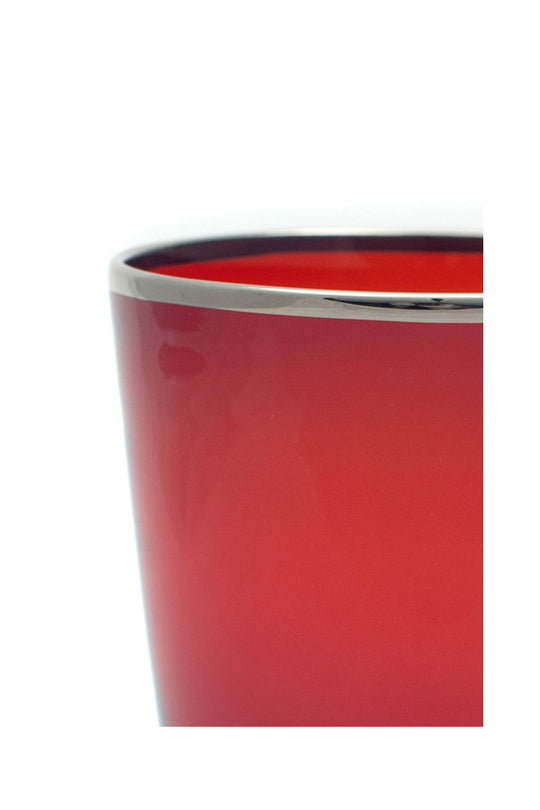 Vaso Glass - Red
