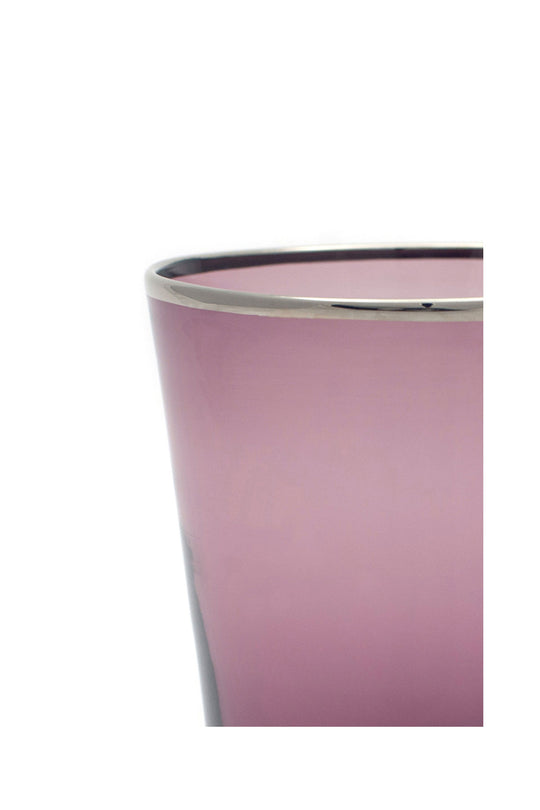 Vaso Glass - Light Amethyst