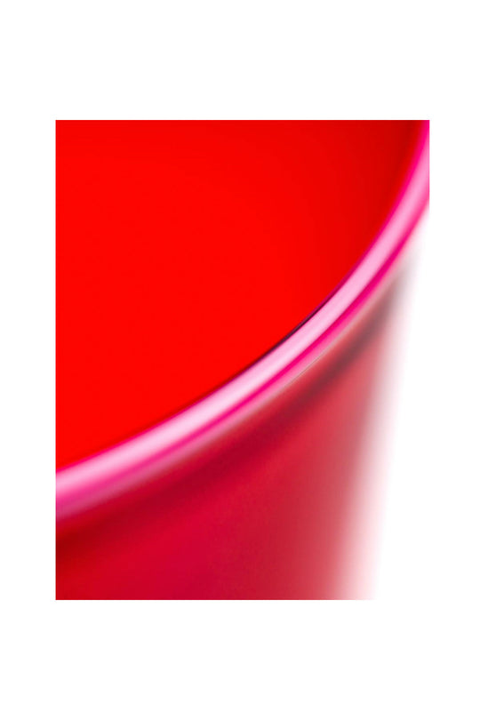 Vaso Glass - Cherry