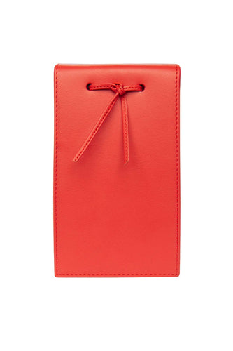 Telephone Pad - Red