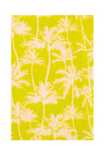 Load image into Gallery viewer, Silk Bugesha Dress - Neon Palm
