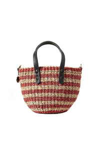 Petite Lea Bag - Red Stripe