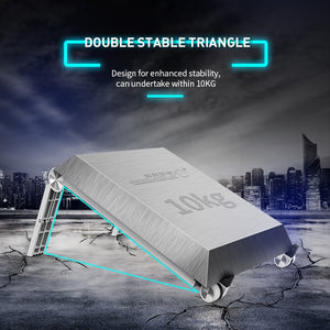 Lightweight Laptop Cooling Stand Plastic Vertical Laptop Stand Foldable Tablet Stand Bracket Laptop Holder for MacBook
