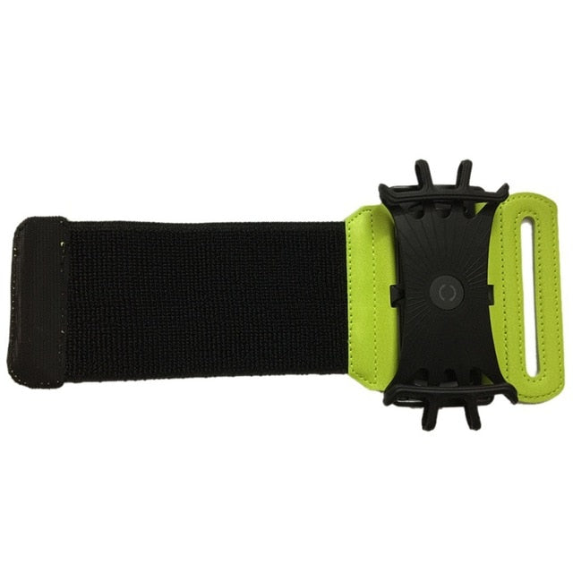 Wrist Phone Band Forearm Wristband Holder 180 Degree Rotatable For Running Cycling Gym Jogging Fit for Phones-BUYALL20