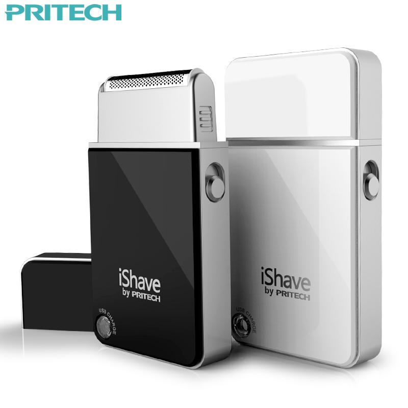 Pritech Electric Shaver For Men Travel Portable USB Rechargeable Shaving Machine Electric Razor