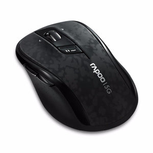 Rapoo Classic 5G Wireless Optical Gaming Mouse with Adjust DPI 4D Scroll for Desktop Laptop PC Computer-BUYALL20
