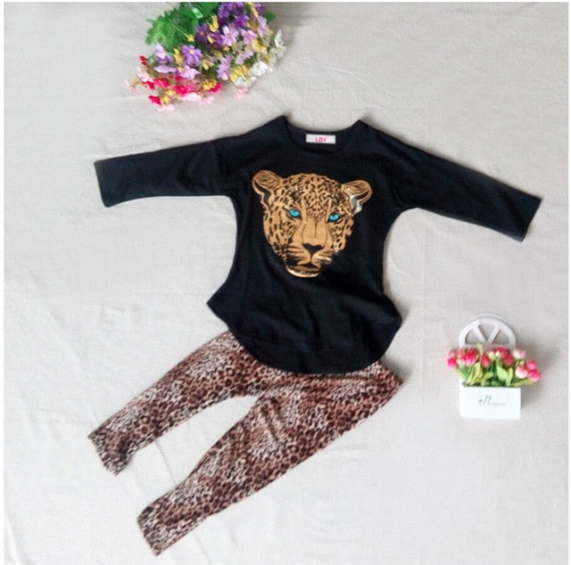 Winter Baby Toddler Girls Clothes Children Clothing Set Sport Suit For Girls Outfit New Year Costume Kids Christmas Clothes