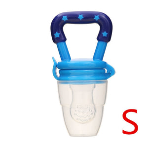 Baby nipple Fresh Food Nibbler Baby Pacifiers Feeder Kids Fruit feeding nipple Safe Supplies Nipple Teat Pacifier Bottles