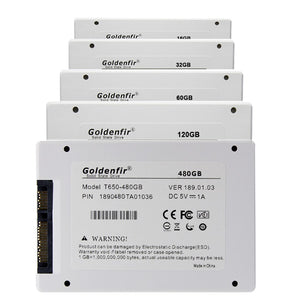 "Goldenfir SSD 360GB 240GB 120GB 480GB 960GB 1TB SSD 2.5 Hard Drive Disk Disc Solid State Disks 2.5 "" Internal SSD128GB 256GB"