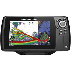 Humminbird 411070-1CHO HELIX 7 CHIRP MEGA DI GPS G3N CHO Fishfinder with Bluetooth & Ethernet-BUYALL20