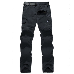 Men lightweight Breathable Quick Dry Pants Summer Casual Army Military Style Trousers Tactical Cargo Pants Waterproof Trousers