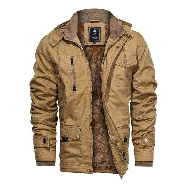 Men's New Style jacket Fashion Casual Coat Casual Large Pure outwear jackets clothes chaqueta hombre-BUYALL20