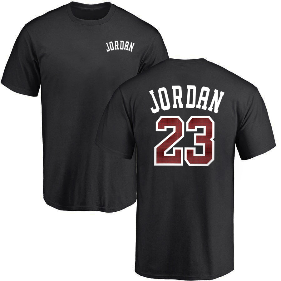 Jordan 23 Men's T-shirts 2020 Summer Tshirt Men Casual T shirts Cotton O-neck Tops Short Sleeve Hip Hop Tee Shirt Plus Size 3XL