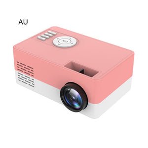 J15 Mini Projector LED Projector J15 Projector Home Theater Handheld practical durable Projector-BUYALL20
