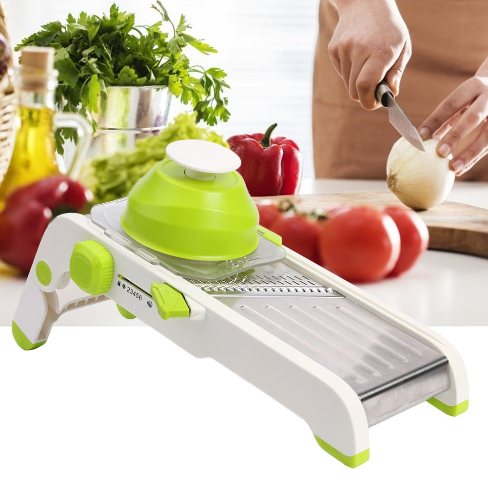 Portable Potato Cucumber Slicer Fruit Carrot Shredder Kitchen Vegetable Cutter Grater for Homes Kitchen Ornaments
