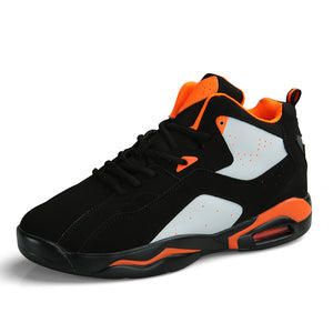 Couple Basketball Shoes 2018 Hot Brand Sports Shoes Men Women Cool Jordan Trainers Lace Up Sneakers Hot Sale Retro Basket Homme