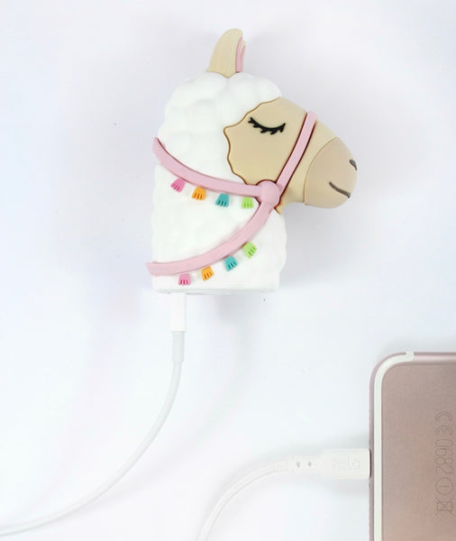 Power bank Alpaca