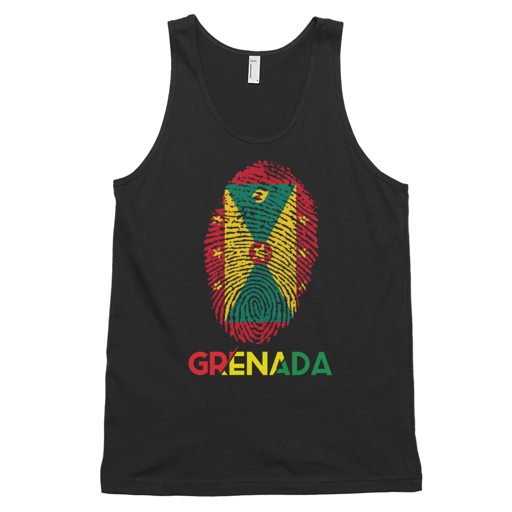 Grenada Spice Isle Roots Tank Top