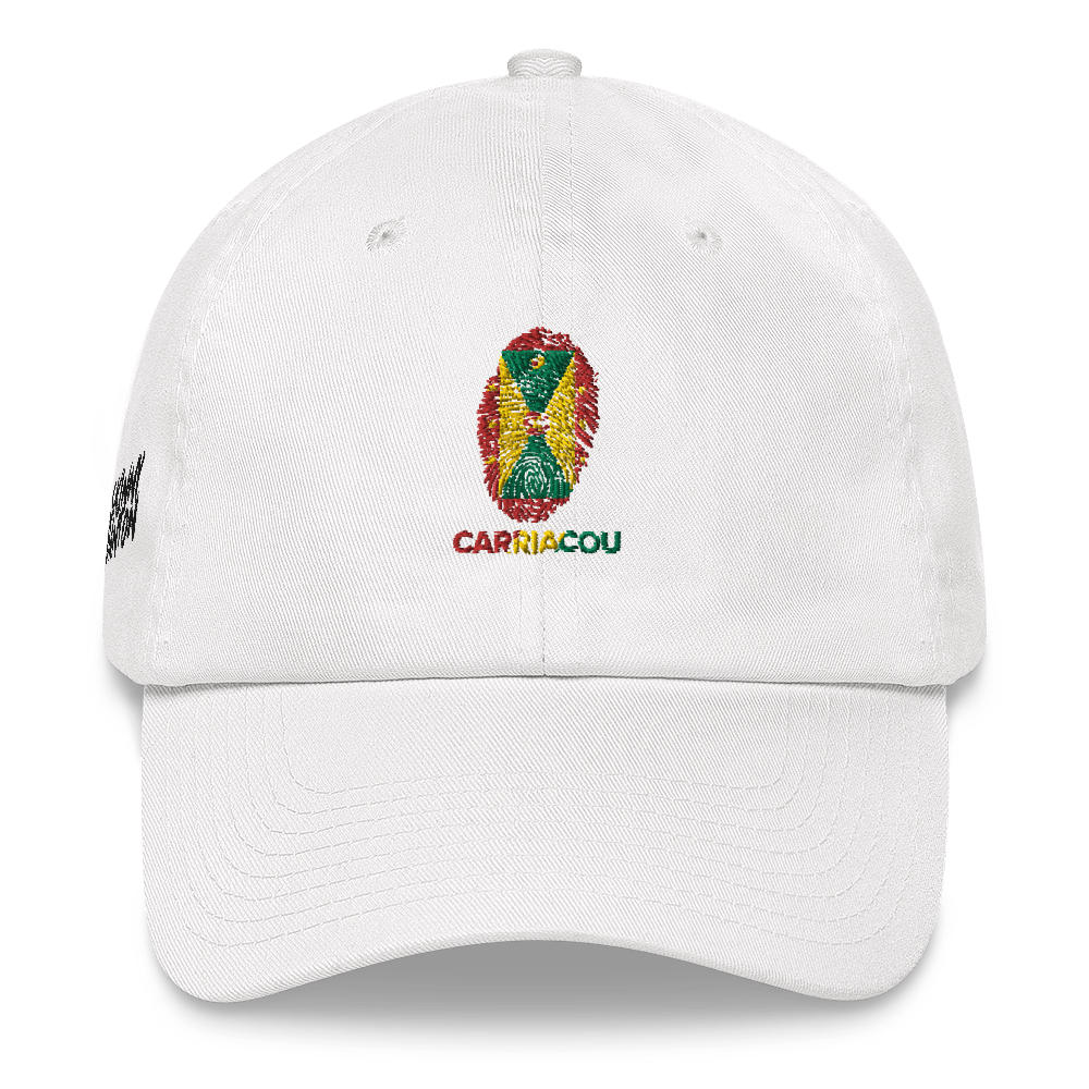 Carriacou Spice Isle Roots Hat