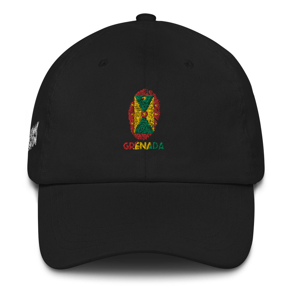 Grenada Spice Isle Roots Hat