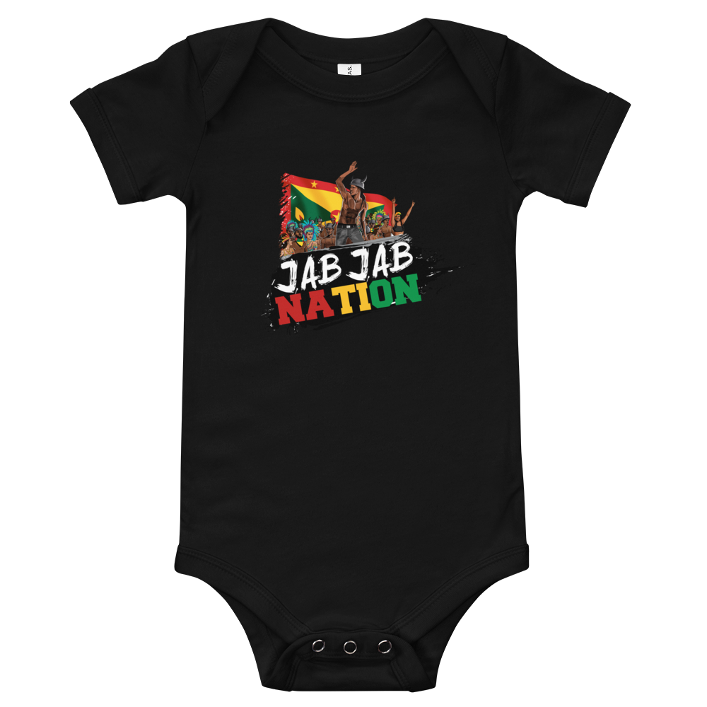 Baby Jab Jab Nation, 3M-24M