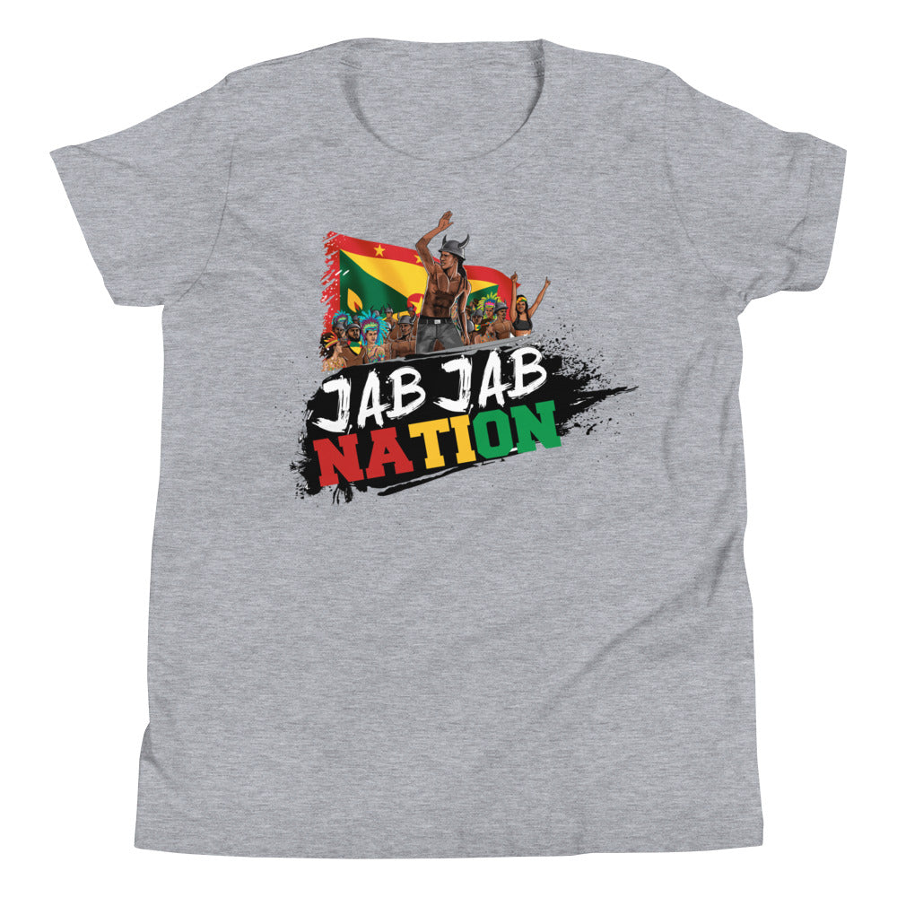 Youth Jab Jab Nation Signature T